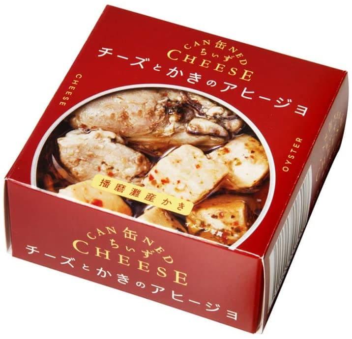 缶ちぃず チーズとかきのアヒージョ
