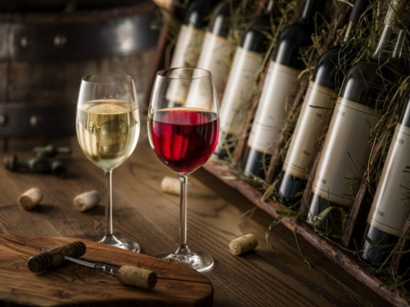ワイン 熟成